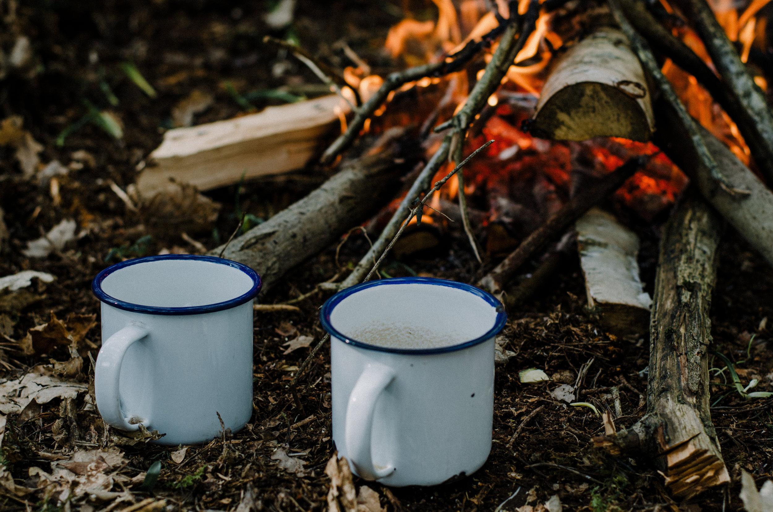 Fire & Wild- Wild Garlic & Campfire Dinner - Aiste Saulyte Photography-166.jpg