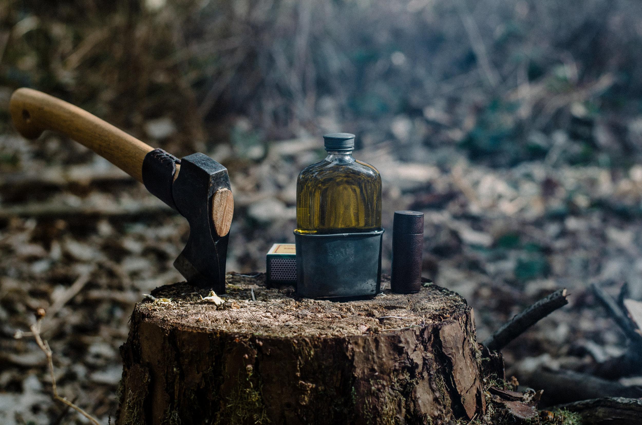 Fire & Wild- Wild Garlic & Campfire Dinner - Aiste Saulyte Photography-183.jpg