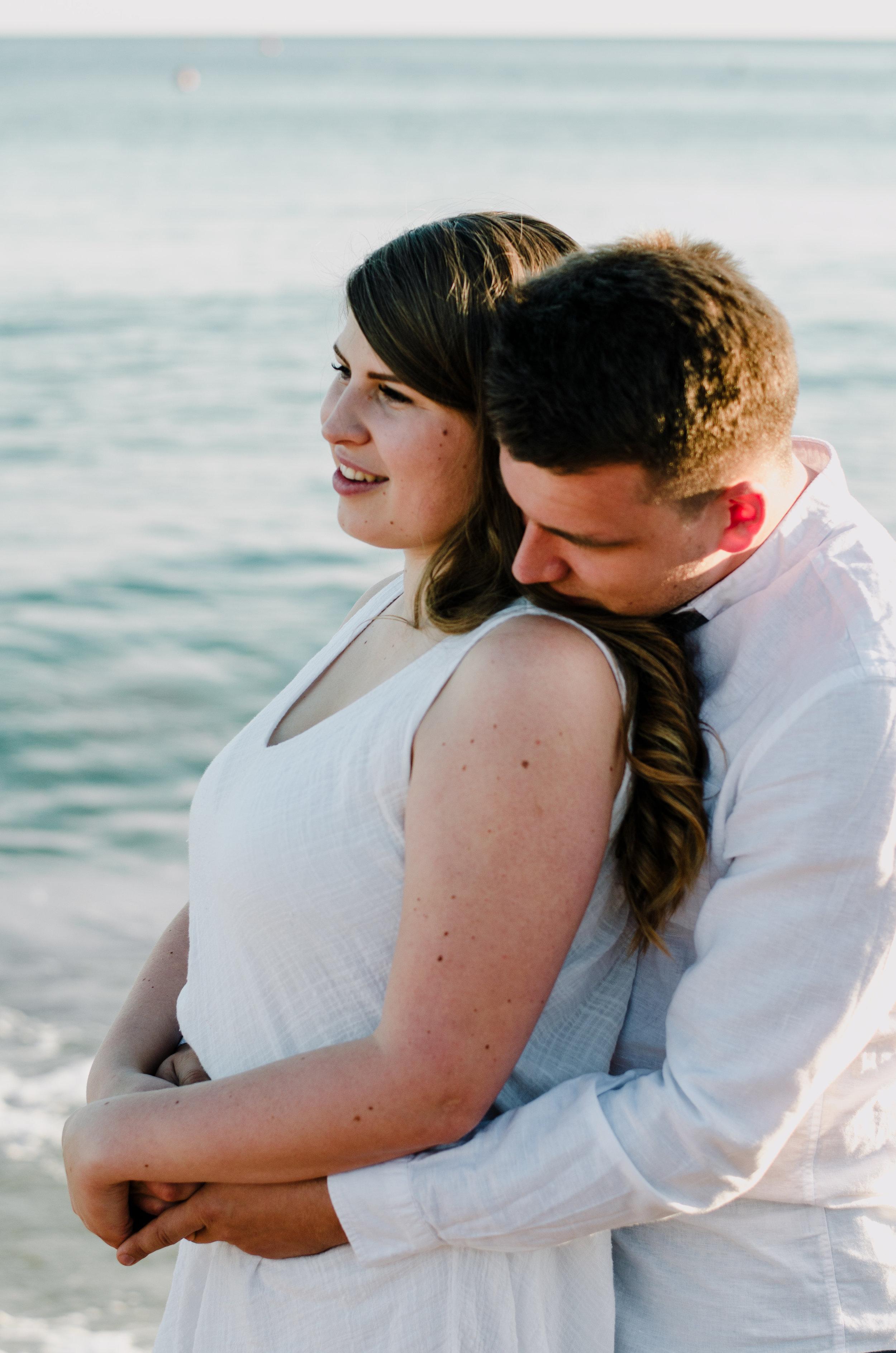 Ieva & Julius - Brighton Beach - Couple Session - Aiste Saulyte Photography-5.jpg
