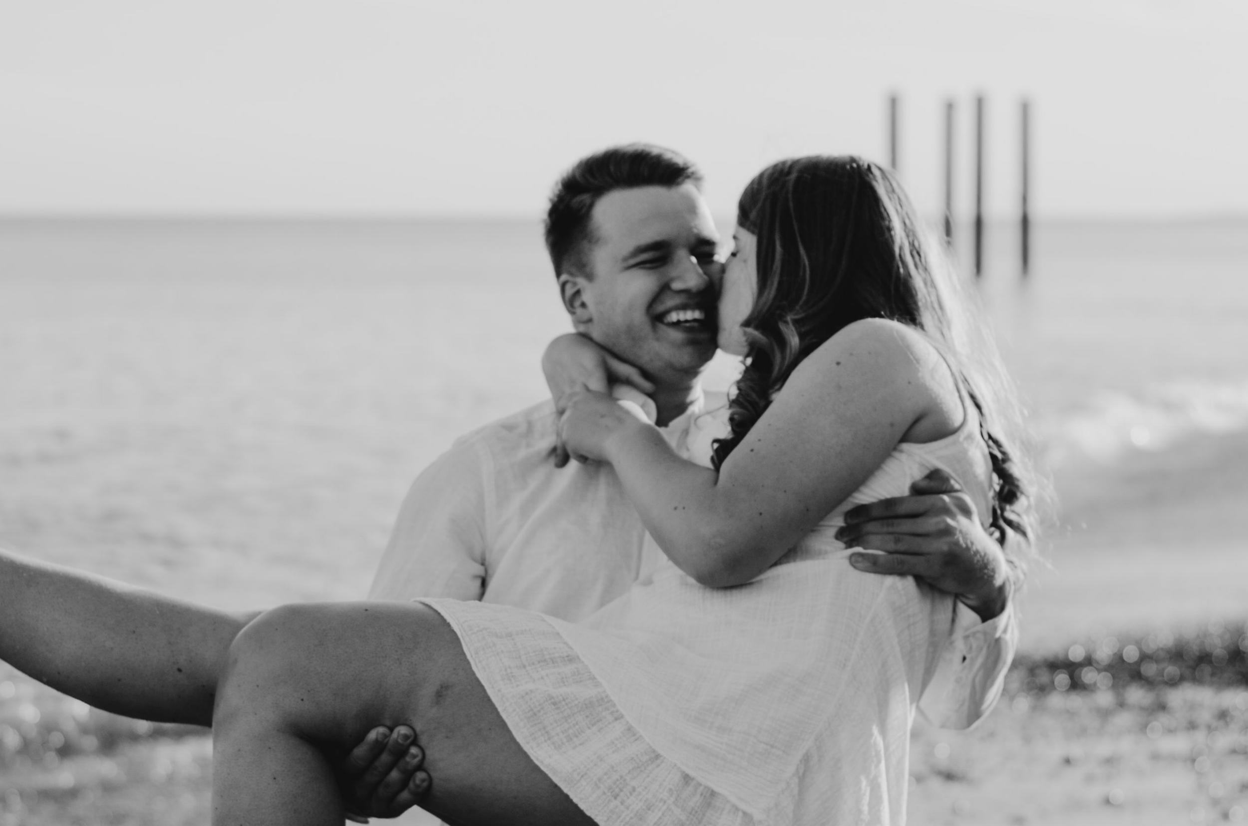 Ieva & Julius - Brighton Beach - Couple Session - Aiste Saulyte Photography-19.jpg