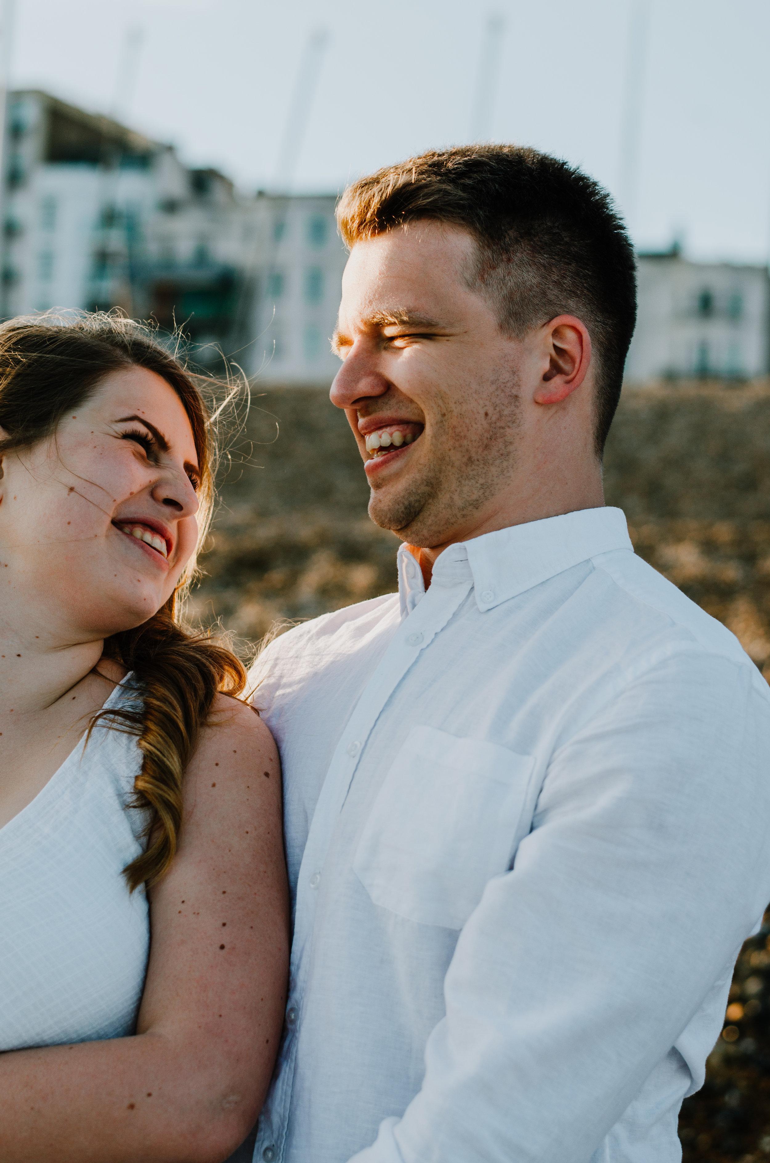 Ieva & Julius - Brighton Beach - Couple Session - Aiste Saulyte Photography-28.jpg