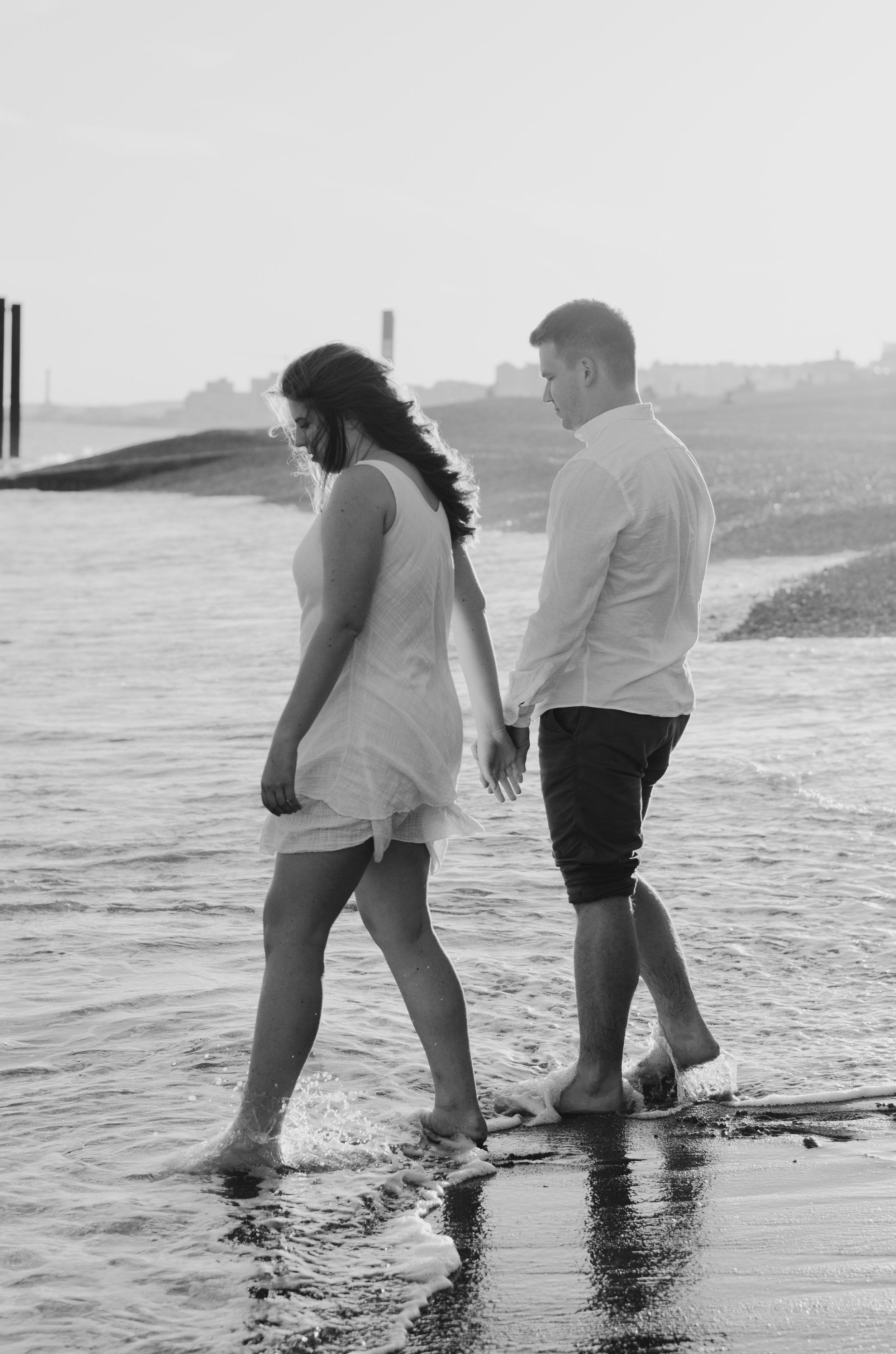 Ieva & Julius - Brighton Beach - Couple Session - Aiste Saulyte Photography-33.jpg