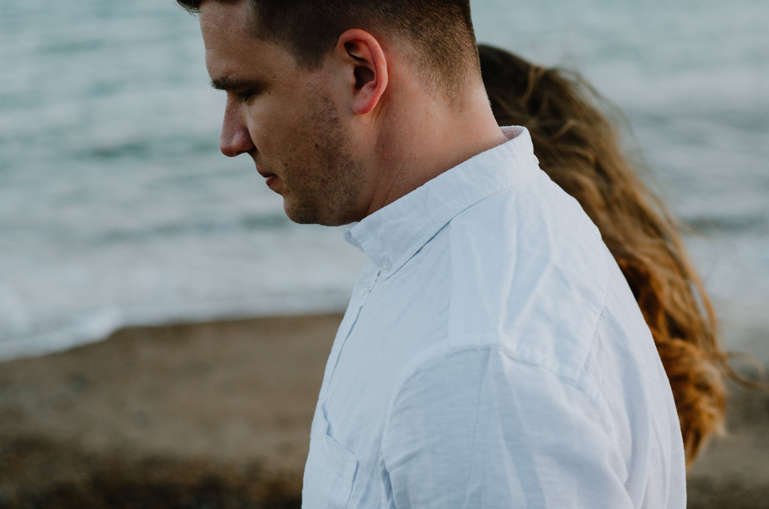 Ieva & Julius - Brighton Beach - Couple Session - Aiste Saulyte Photography-42.jpg