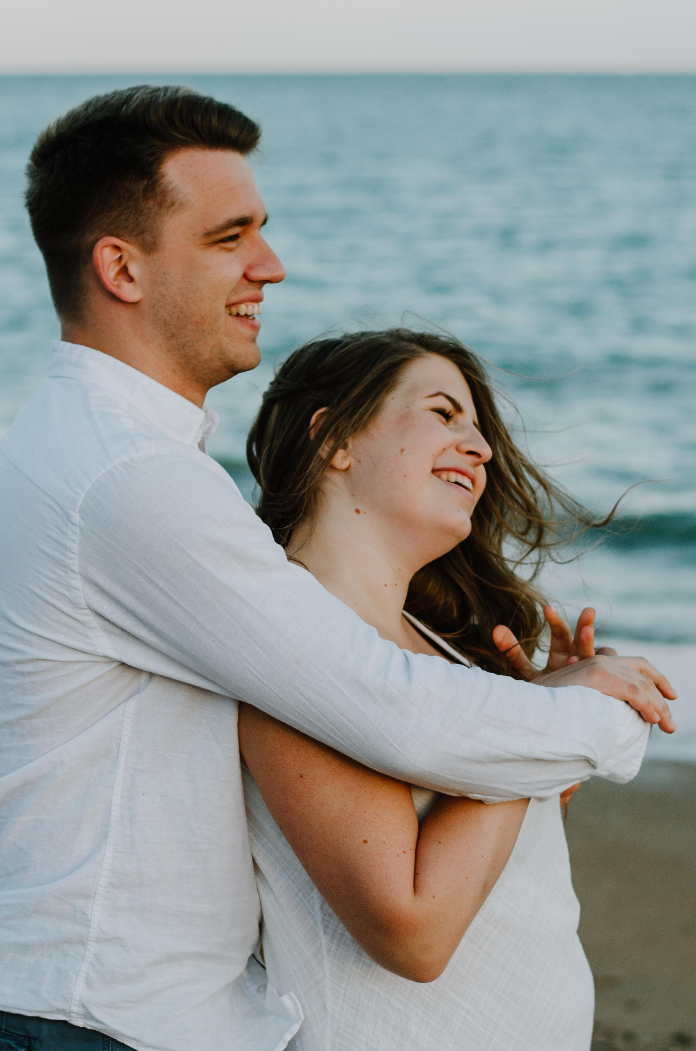 Ieva & Julius - Brighton Beach - Couple Session - Aiste Saulyte Photography-44.jpg