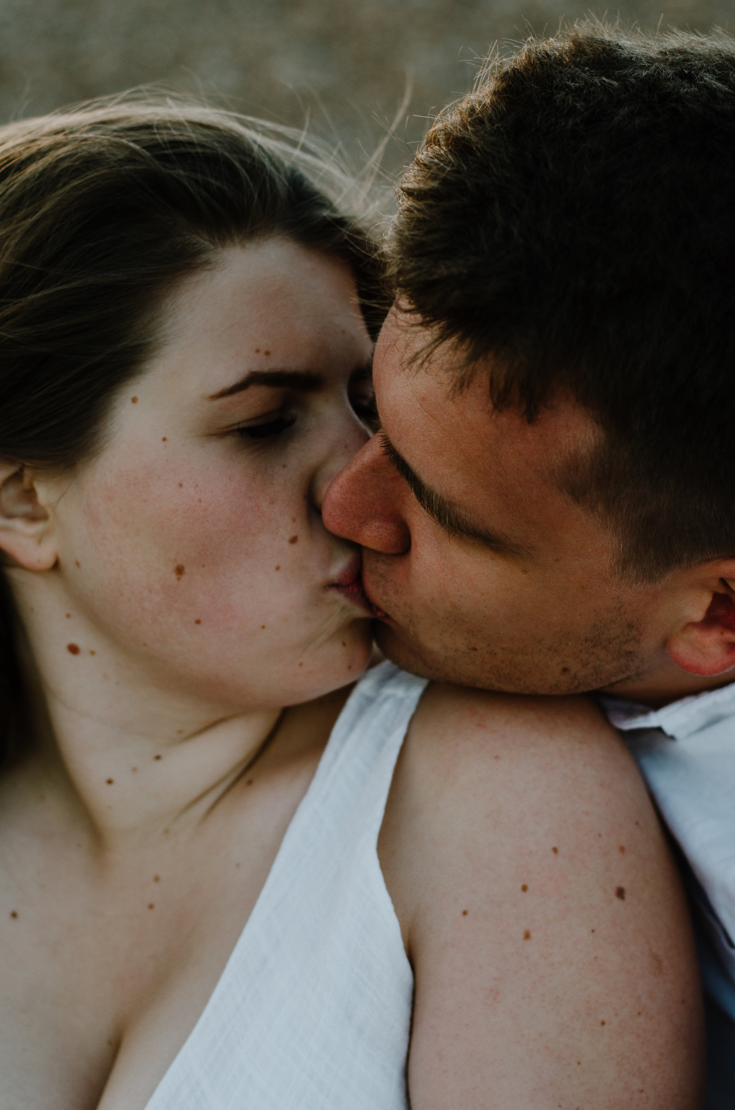 Ieva & Julius - Brighton Beach - Couple Session - Aiste Saulyte Photography-50.jpg