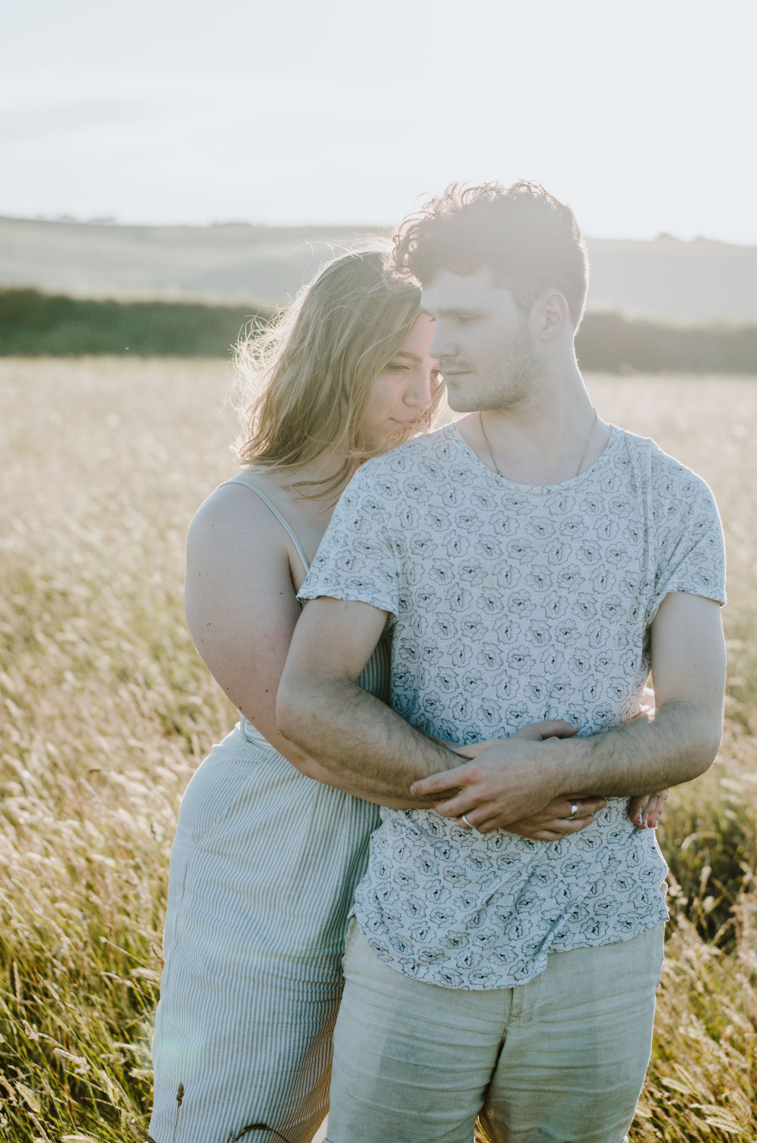 Rebecca & Dougie - Cuckmere Haven - Couple Session - Aiste Saulyte Photography-6.jpg