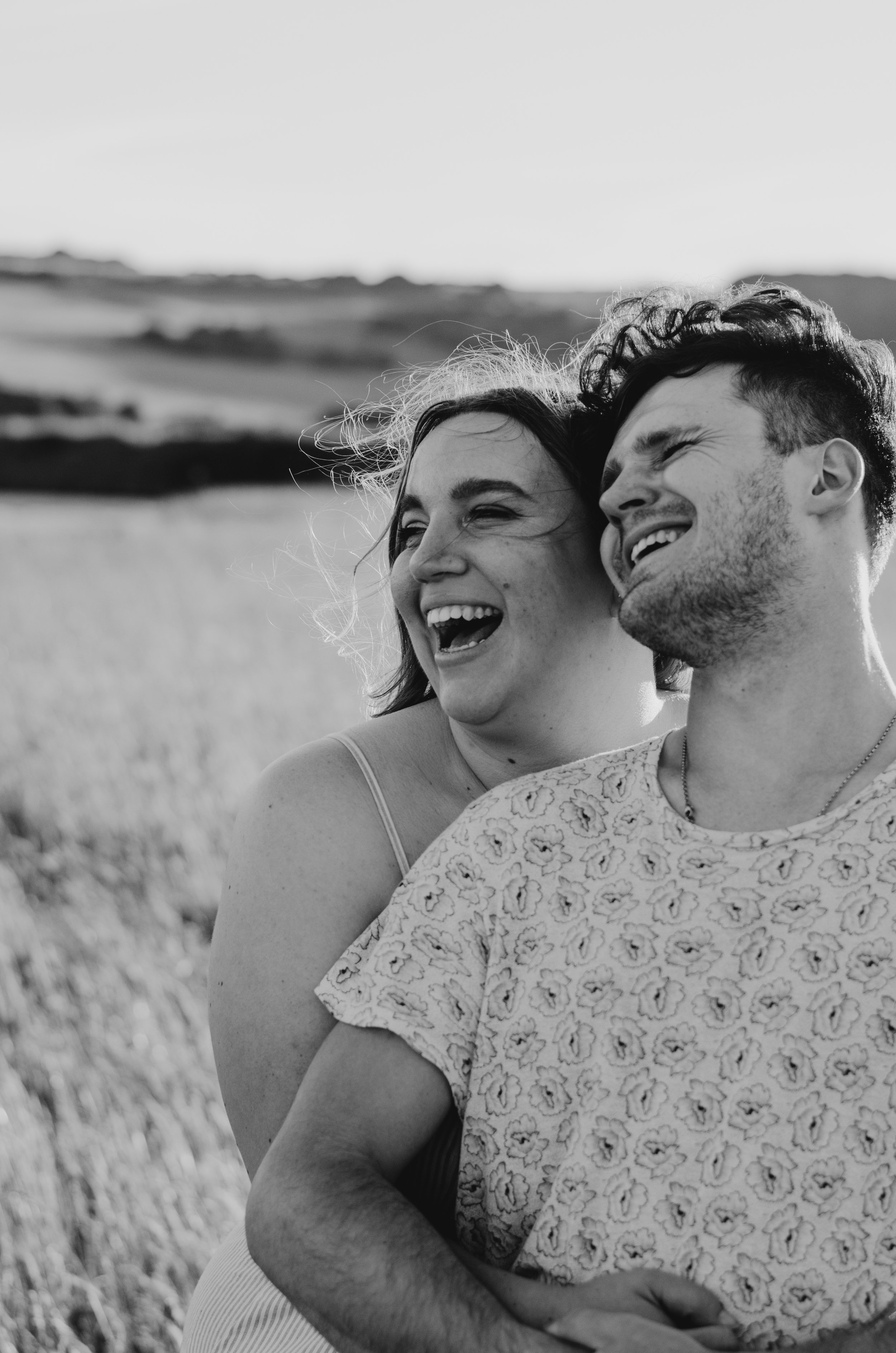 Rebecca & Dougie - Cuckmere Haven - Couple Session - Aiste Saulyte Photography-11.jpg