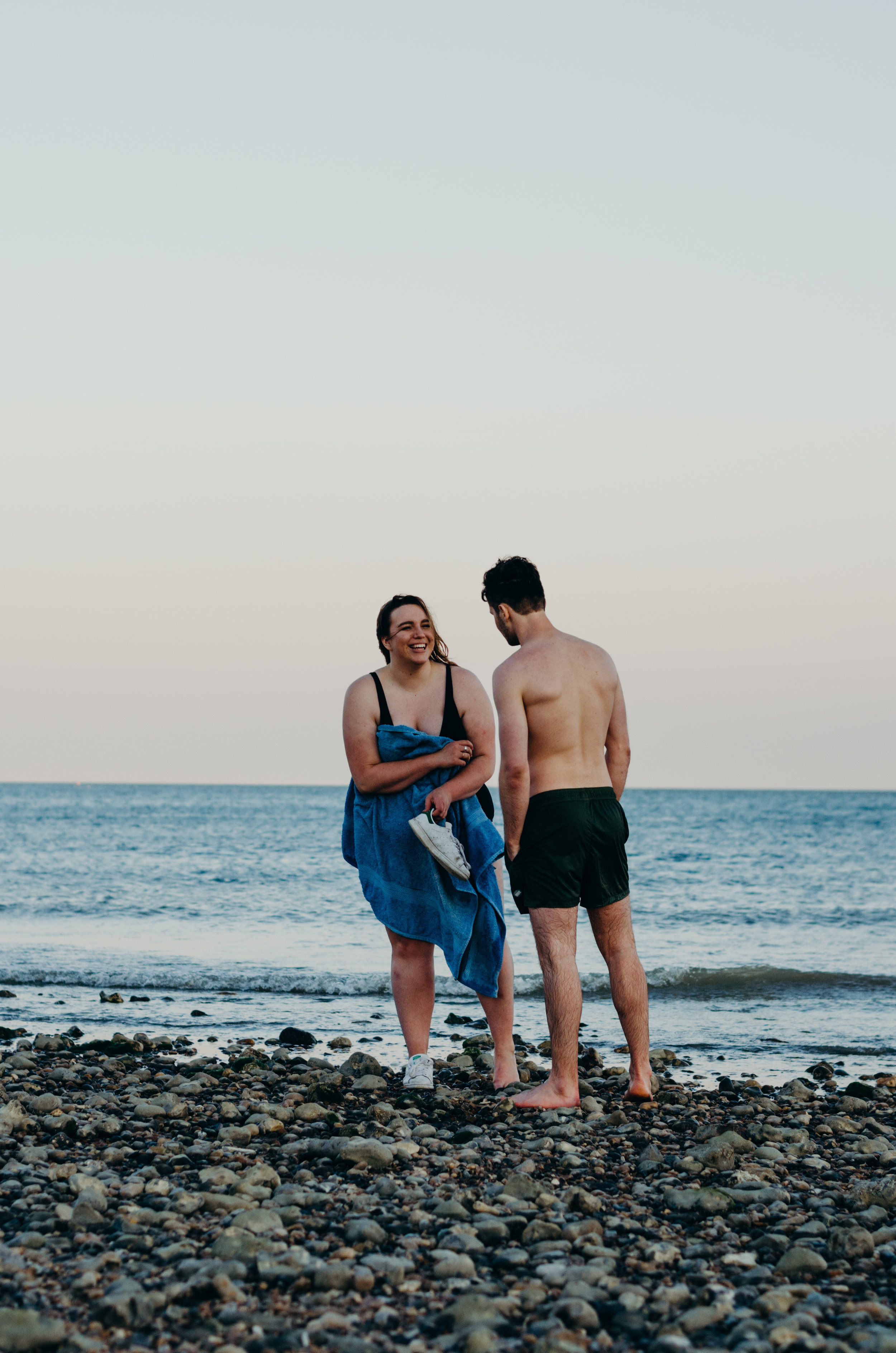 Rebecca & Dougie - Cuckmere Haven - Couple Session - Aiste Saulyte Photography-125.jpg