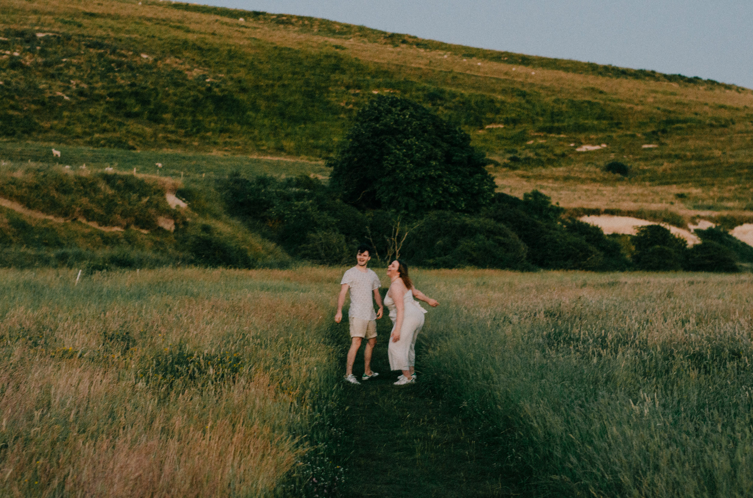 Rebecca & Dougie - Cuckmere Haven - Couple Session - Aiste Saulyte Photography-188.jpg
