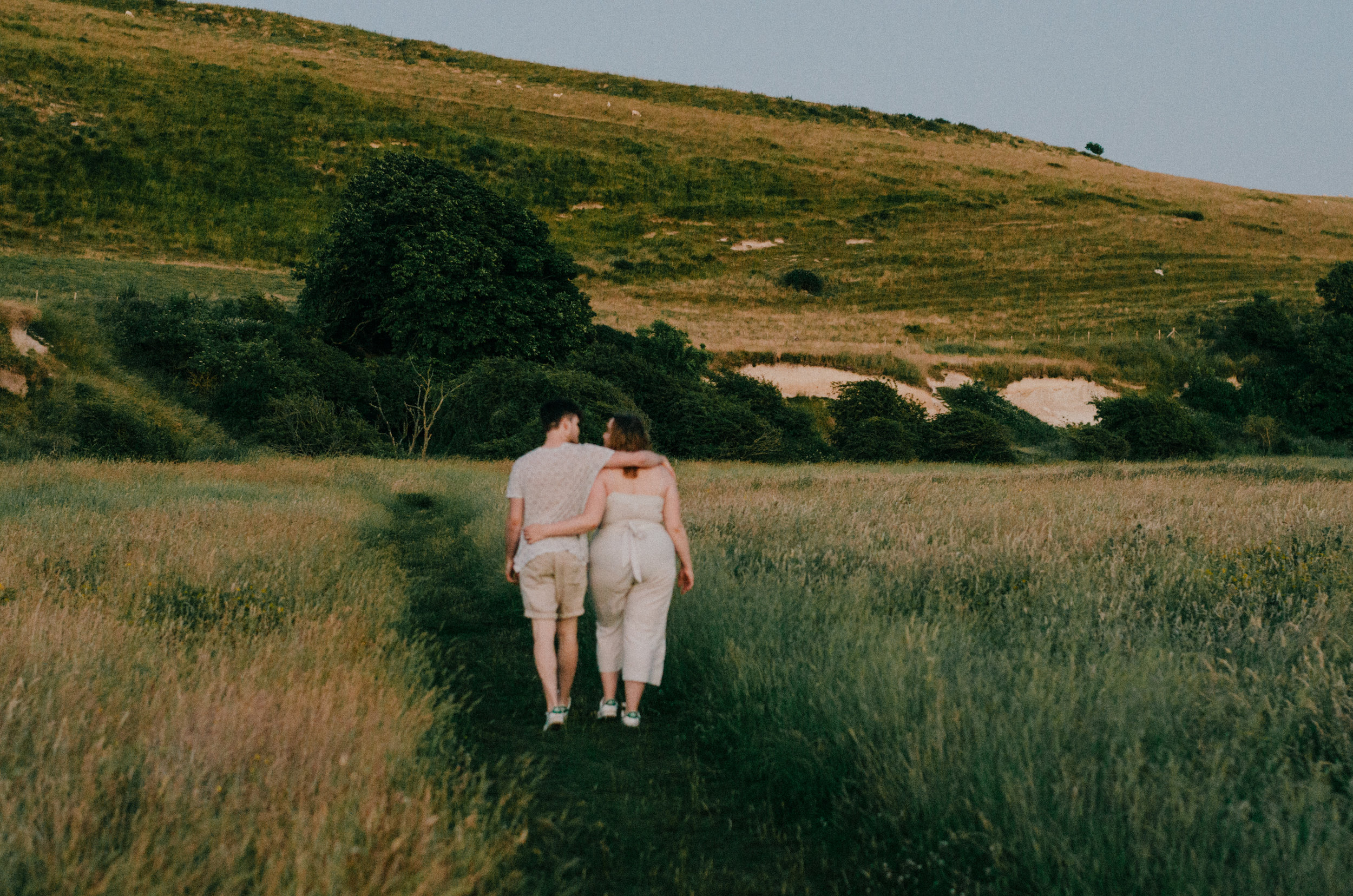 Rebecca & Dougie - Cuckmere Haven - Couple Session - Aiste Saulyte Photography-186.jpg