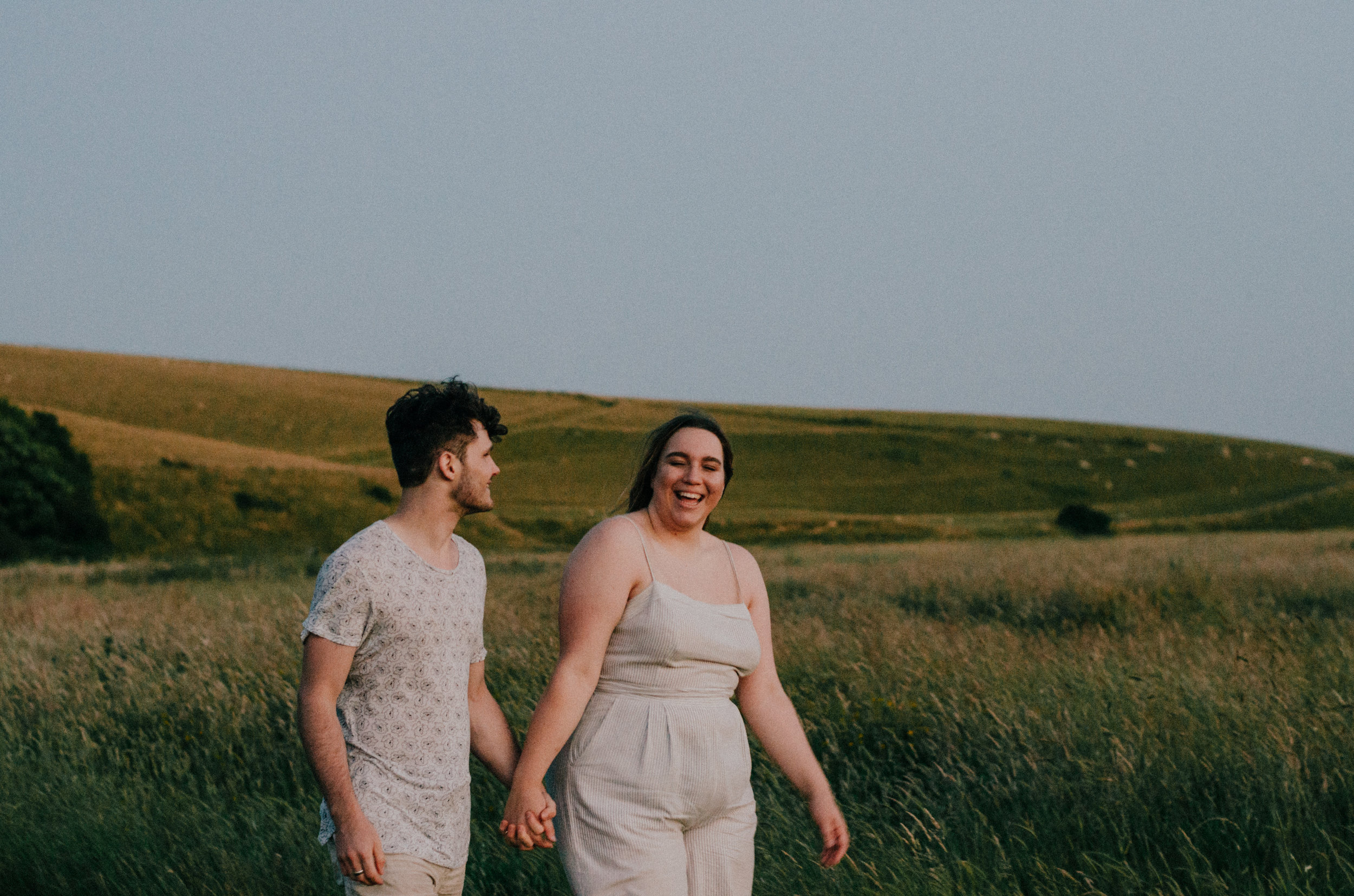 Rebecca & Dougie - Cuckmere Haven - Couple Session - Aiste Saulyte Photography-190.jpg