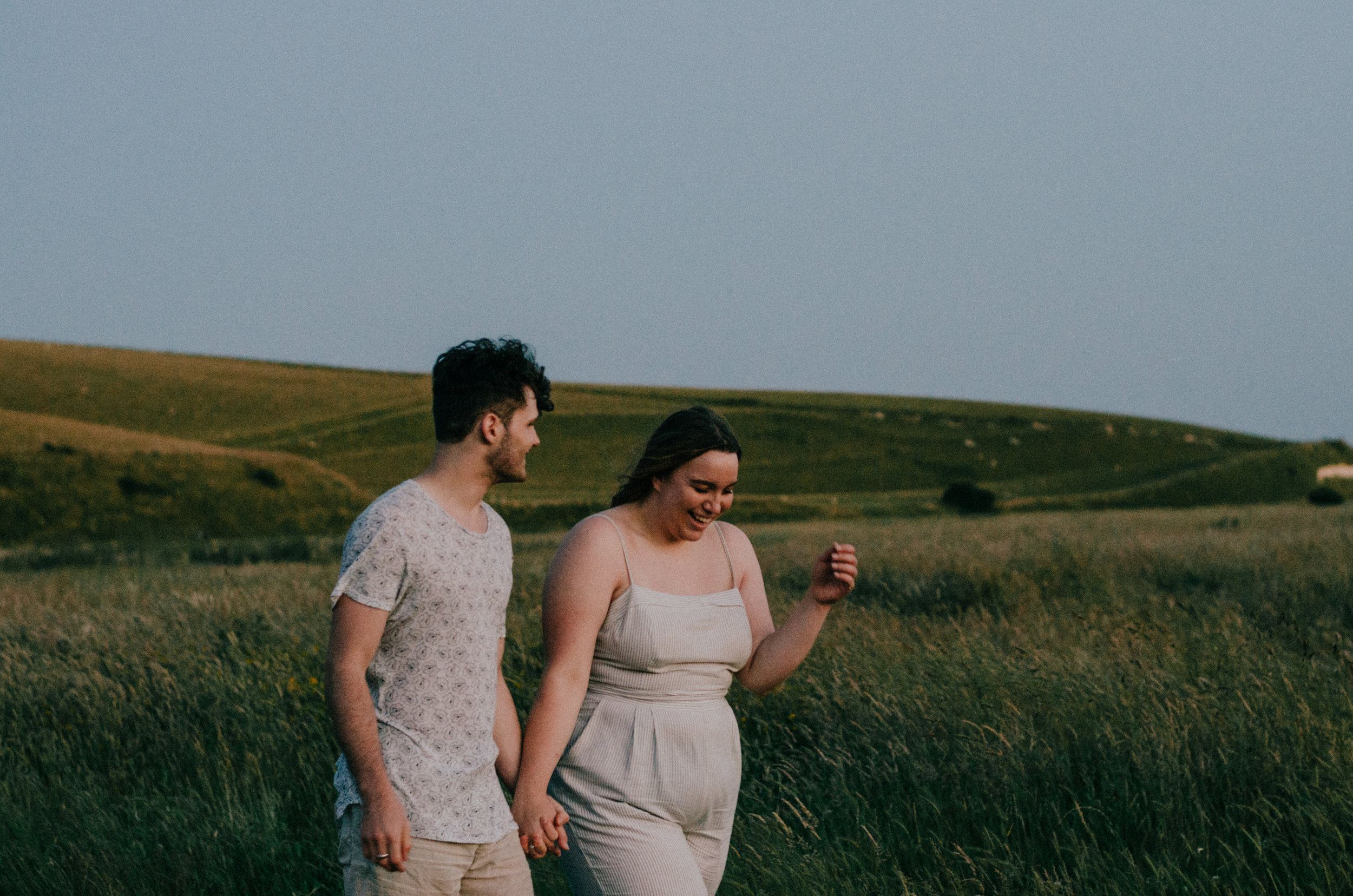 Rebecca & Dougie - Cuckmere Haven - Couple Session - Aiste Saulyte Photography-191.jpg