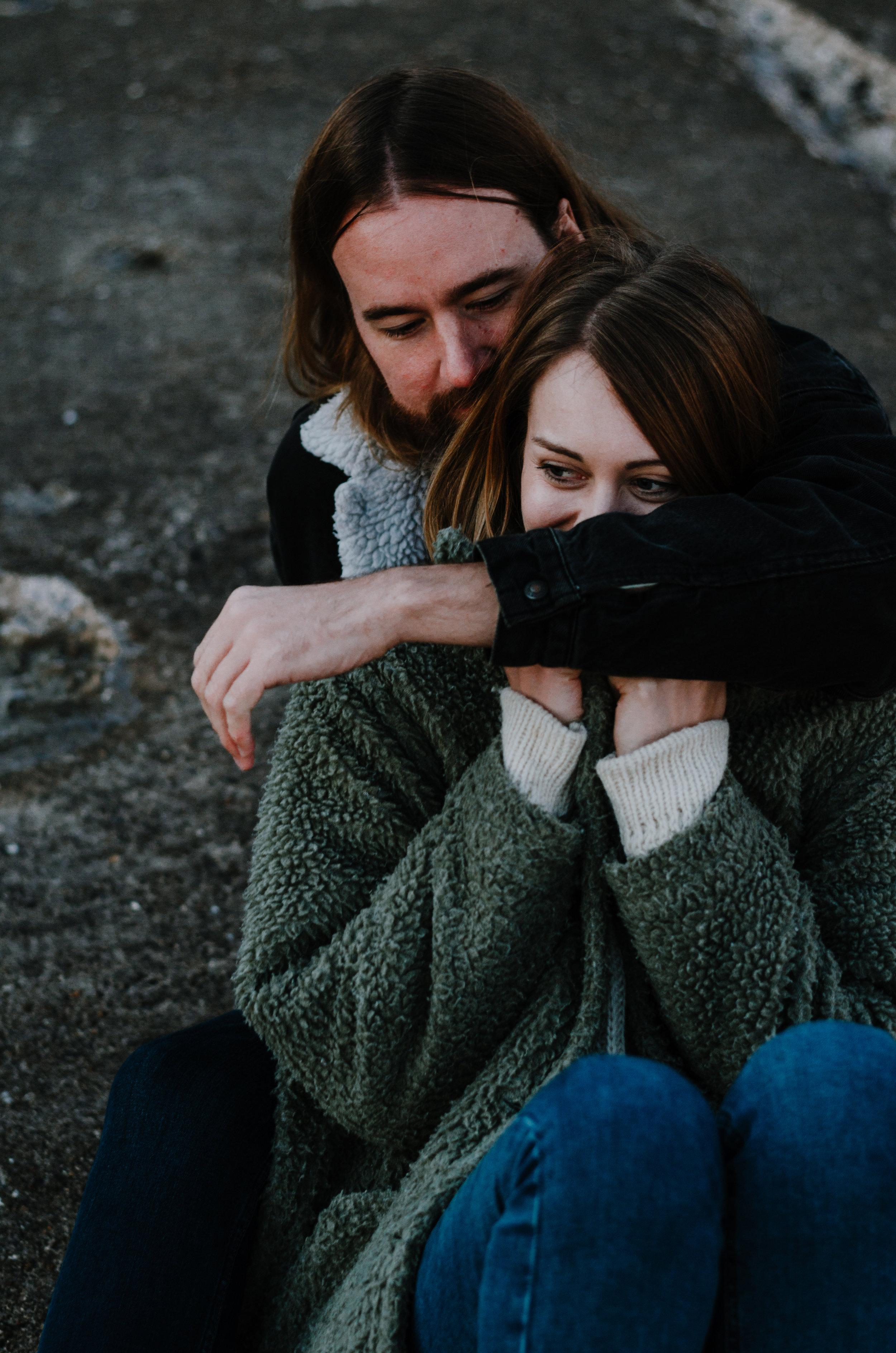 Martha & Simon - Folkestone Warren - Couple Session - Aiste Saulyte Photography-166.jpg