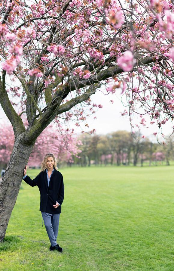 The Meadows in Edinburgh