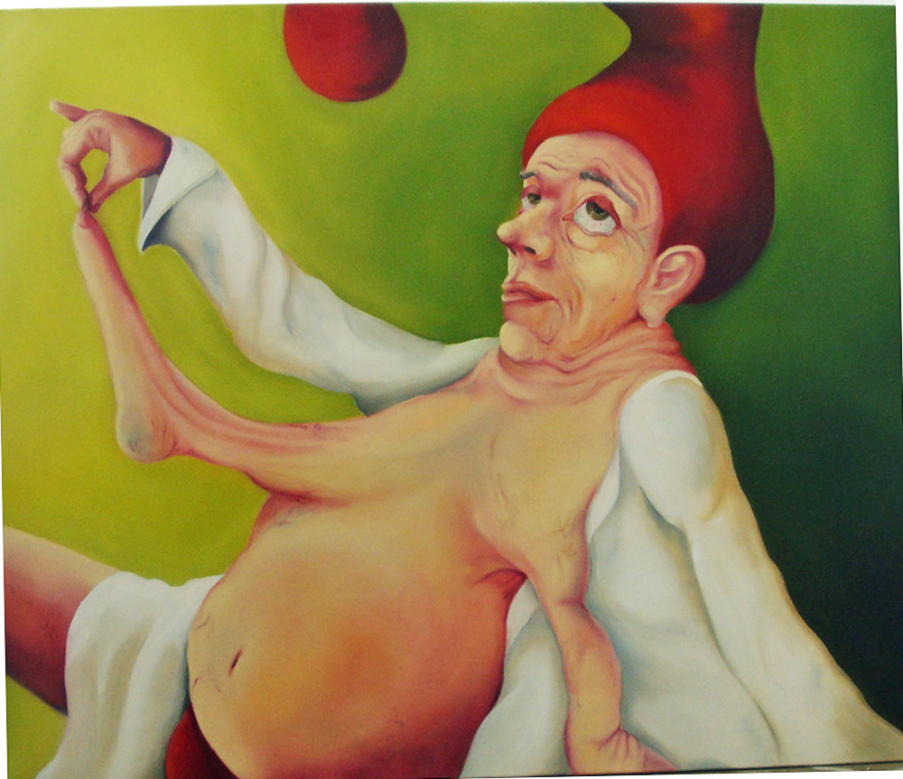 untitled, 2010, 100x120 cm, oil on canvas