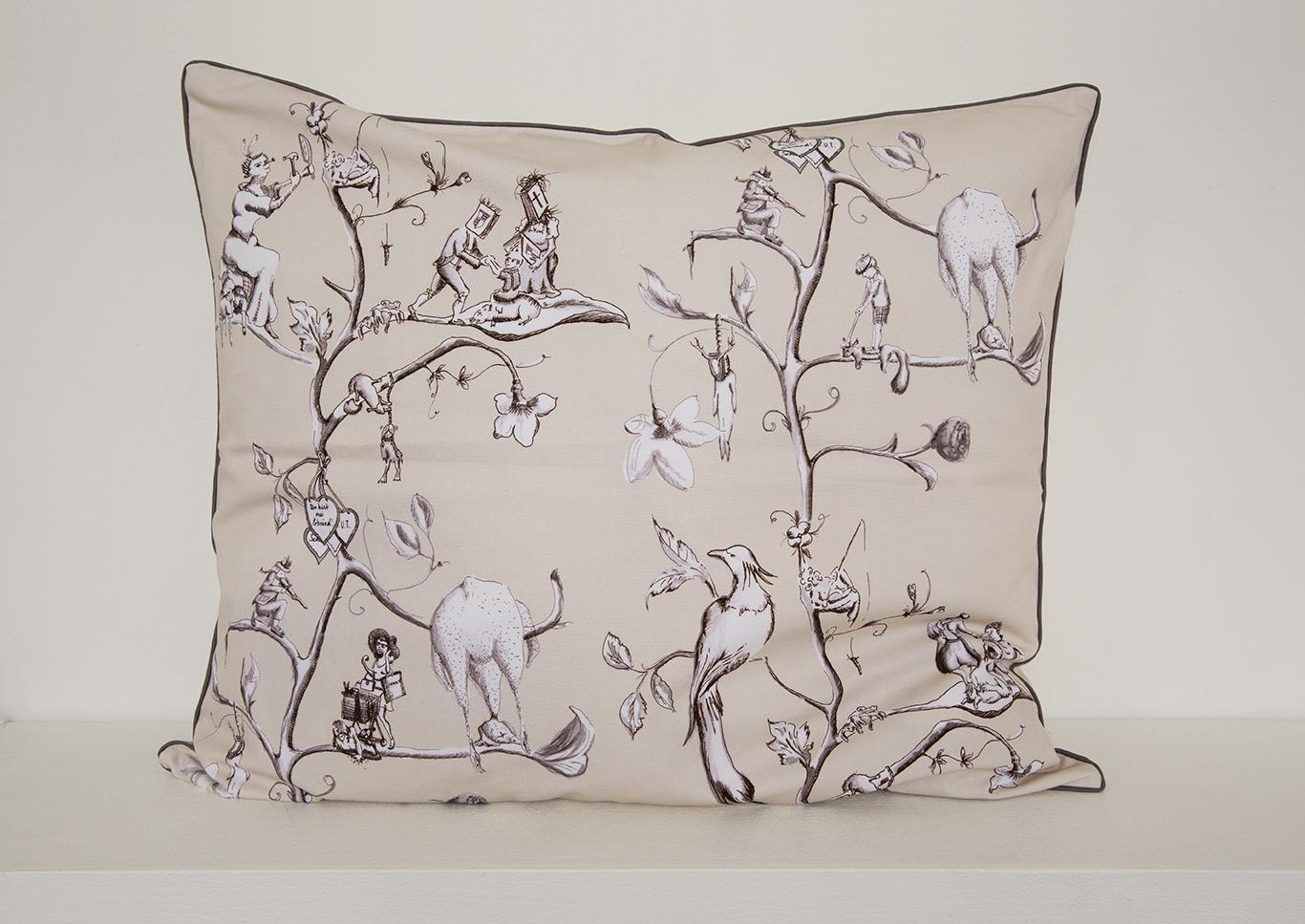 Pillow No. 1 | 60 x 70 cm, 2014 | Edition 1/1