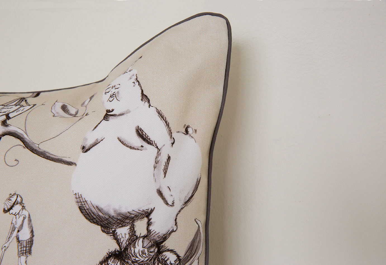 Detail Pillow No. 1