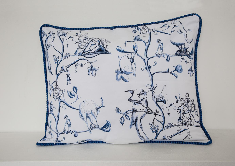 Pillow No. 5 | 57 x 70 cm, 2014 | Edition 1/1