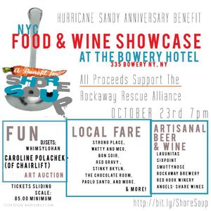 Shore Soup Benefit Gala | Rockaway Rescue Alliance