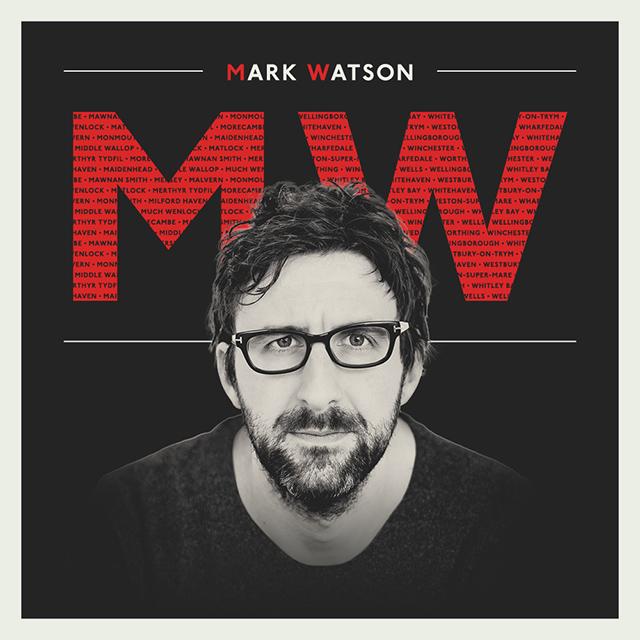 mark watson: mw | tour 2017