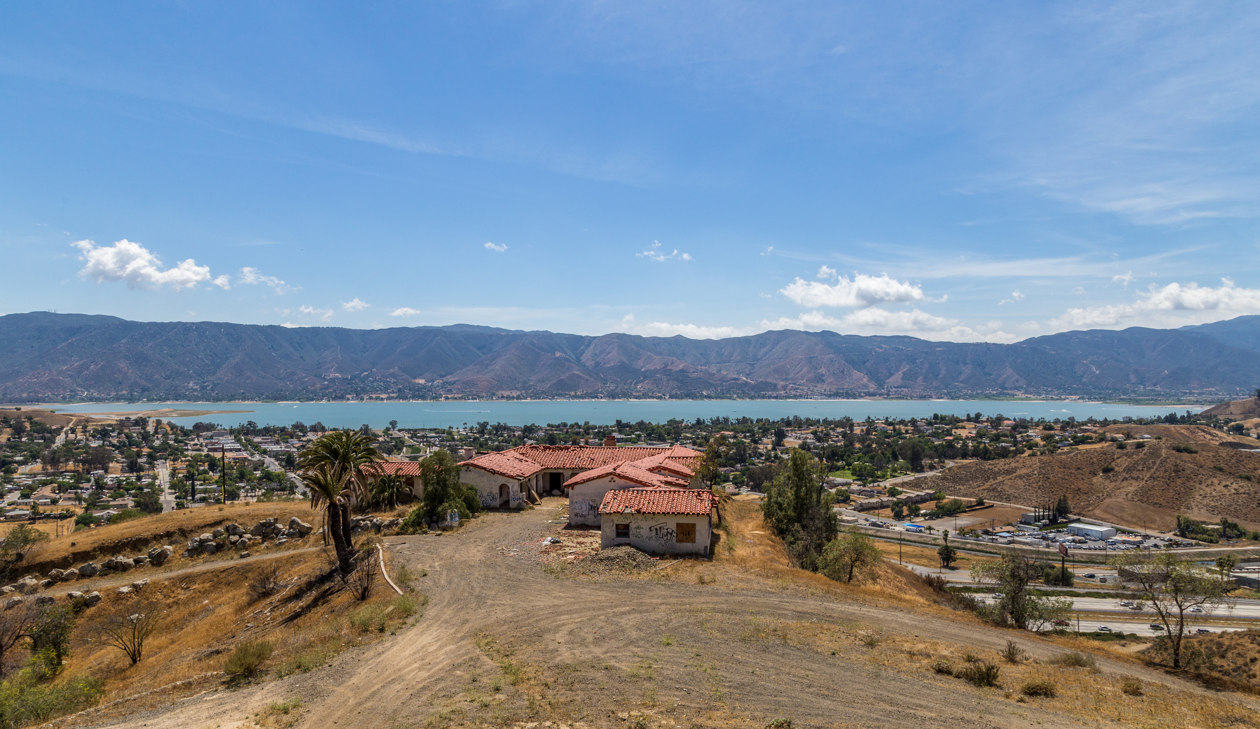 Tarzan house lake elsinore