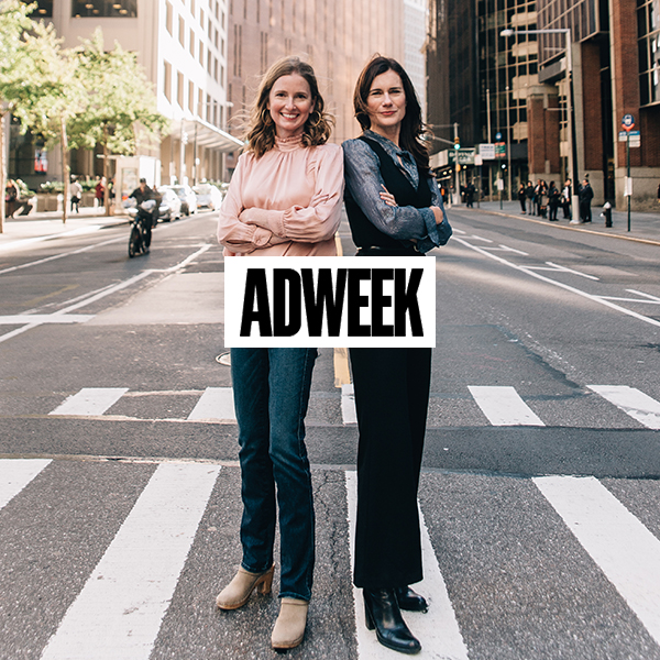 Katie Keating & Erica Fite Fancy Adweek Agency Portrait