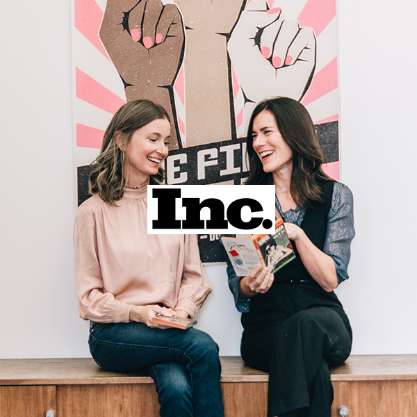 Katie Keating & Erica Fite Fancy Inc. 9 most creative entrepreneurs of 2018