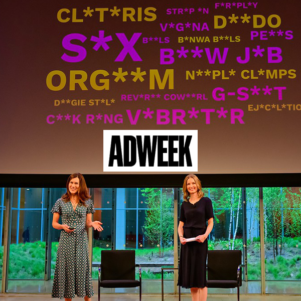 Erica Fite.Katie Keating.Fancy.Adweek Elevate Creativity Conference