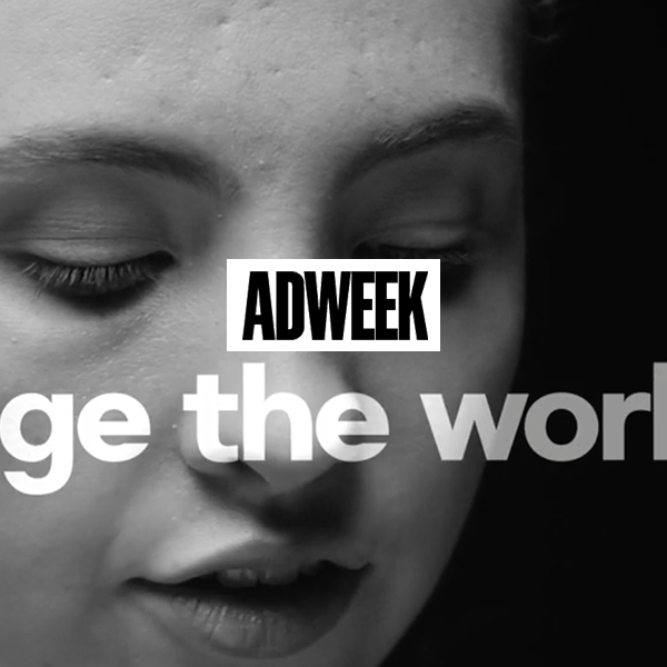 Fancy.It's On Us. Adweek Ad of the Day