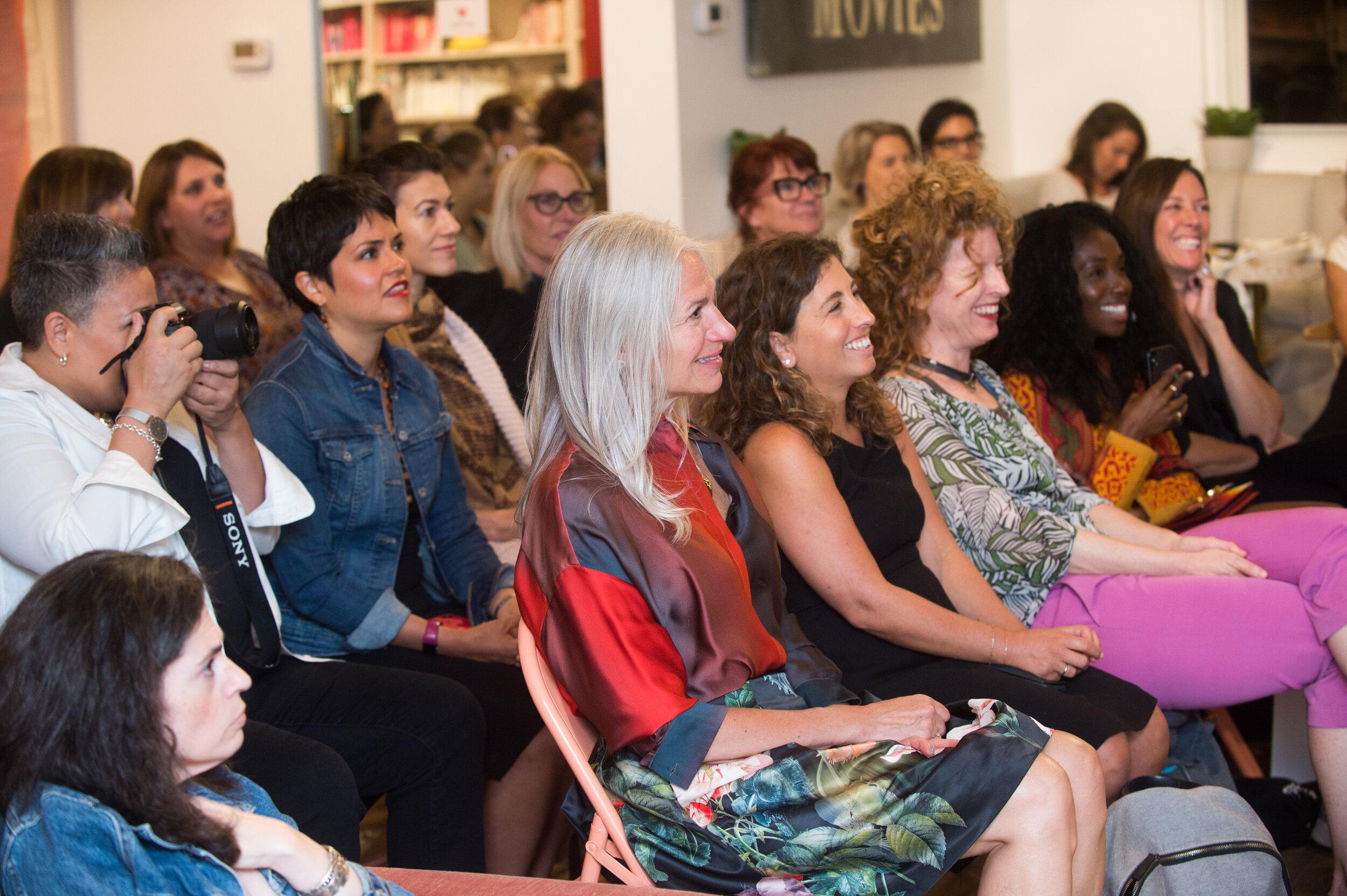 Audience Enjoys Wing Panel on Rebranding Aging.jpg