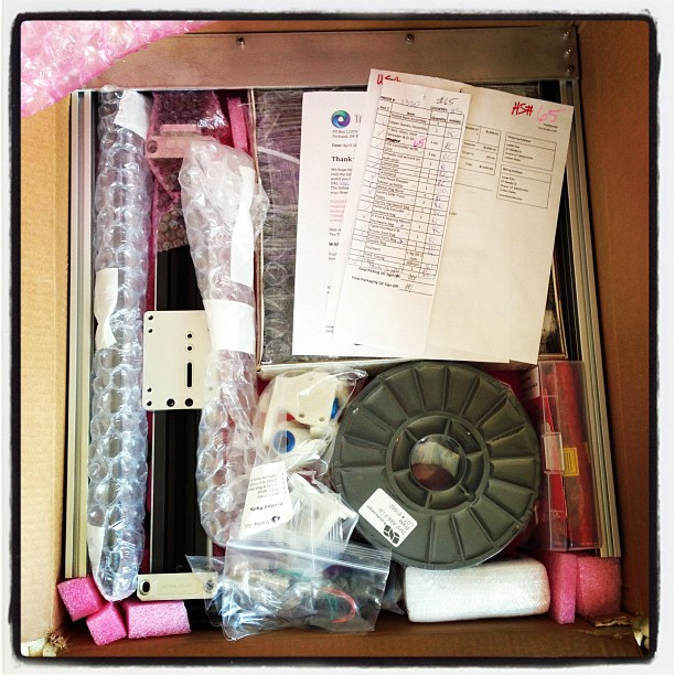 Aluminatus Package