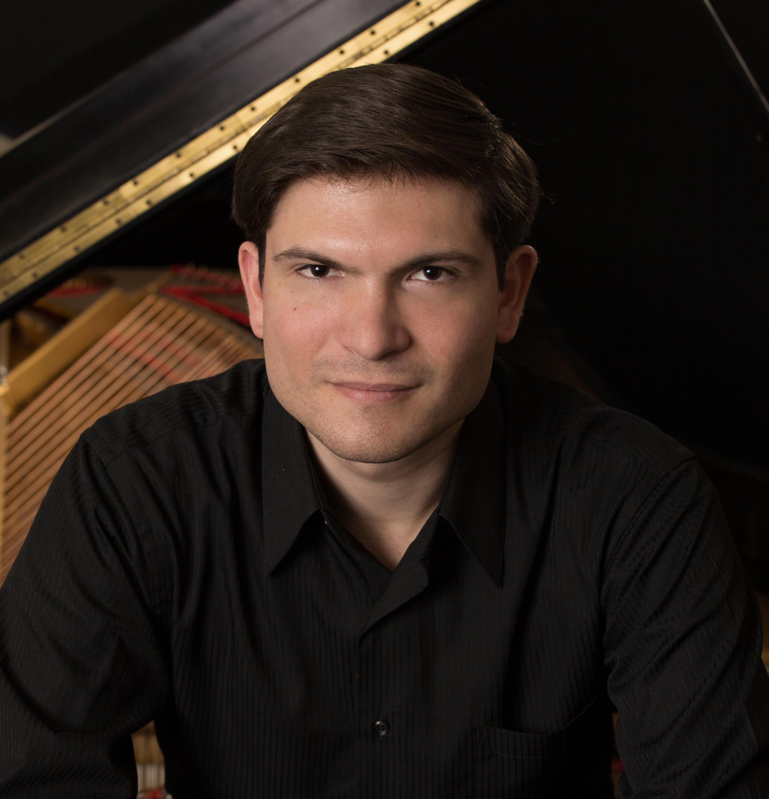 Patricio Molina, Music Theory, Piano, Associate Director, Conservatory Division