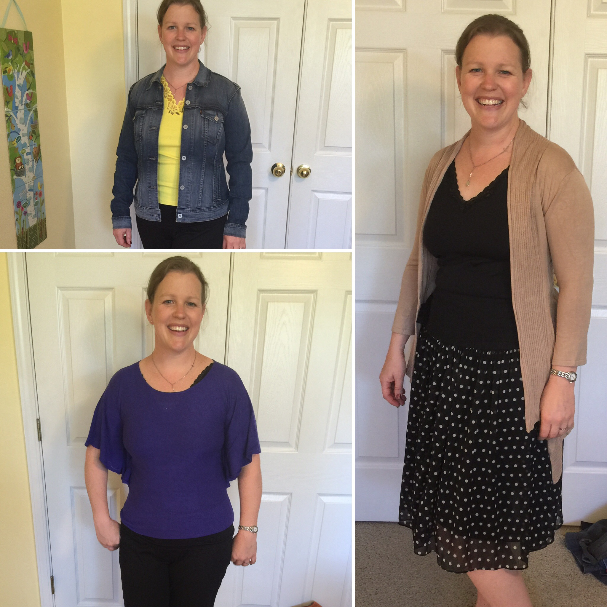 """""""Terra is amazing at helping you find amazing, thrifted clothes. Both the ones you ask for and the ones you never knew you needed!"""" -Kimberly E."""