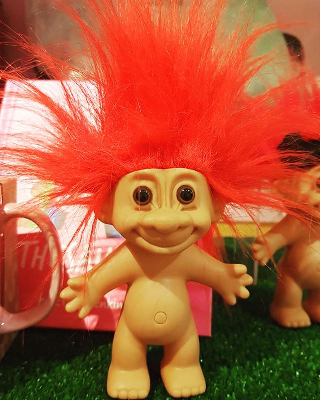 Our love affair with trolls continues! We just received a new delivery of super cute ones ! Come to our @boxpark #shoreditch store THE PLAY BOX to check them out ! #trolls #london #cute