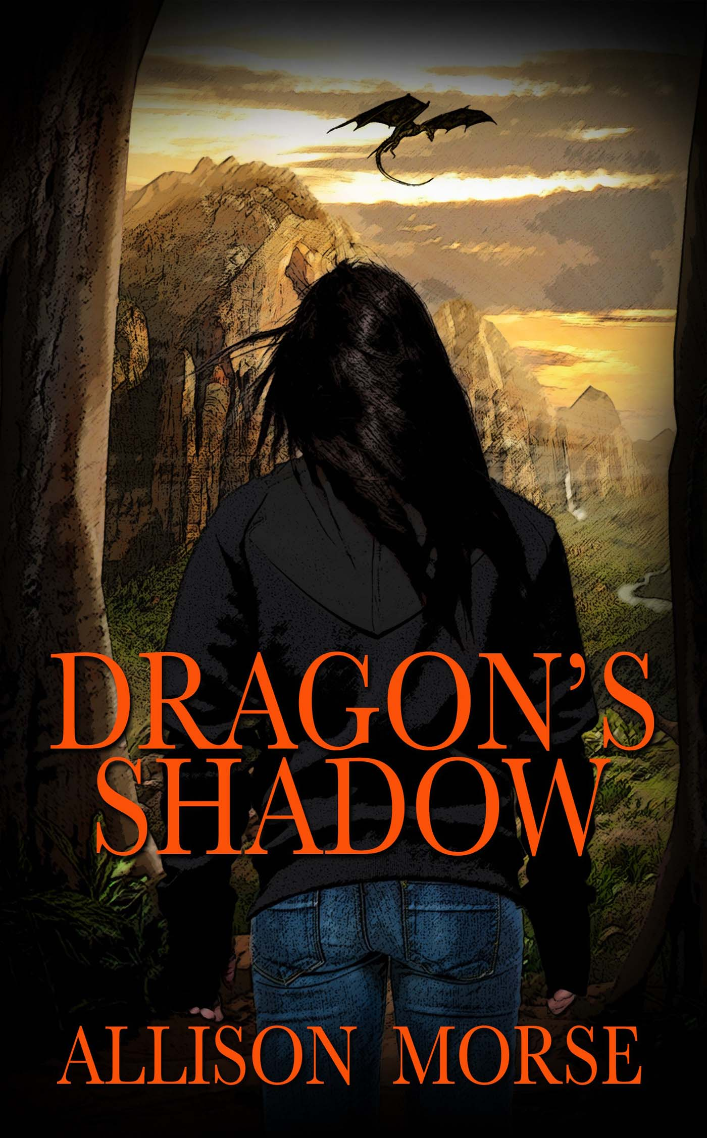 Dragon's Shadow  YA Fantasy