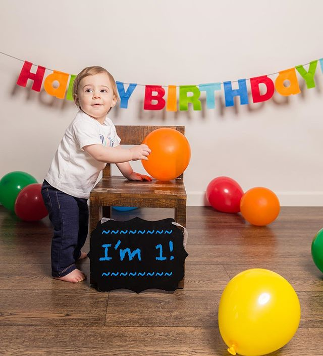 I can't believe how fast a year goes. It feels like just yesterday we were taking newborn pictures of this little guy.. Happy birthday Zac! #firstbirthday #birthdayboy #Wallawallastudios #canon #canonphotography #weddingphotography #engagementphotography #familyphotography #maternityphotography #newbornphotography #portraitphotography #newjersey #nj #jerseyshore #centraljersey #love #art