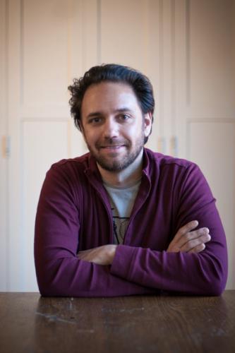 Matt Rahaim  Photo by Bill Kelley