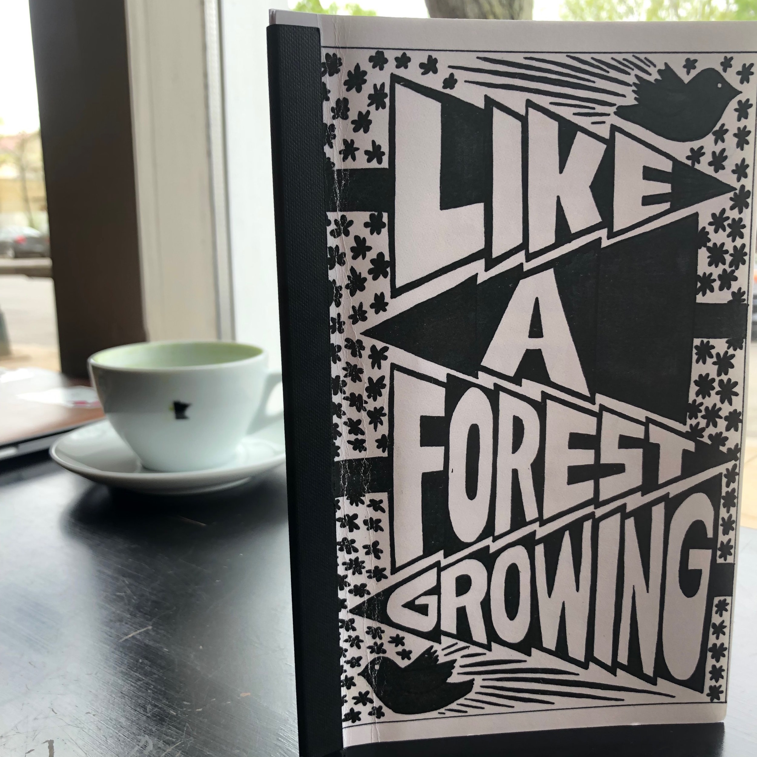 Like a Forest Growing, design by Emma Crutcher.