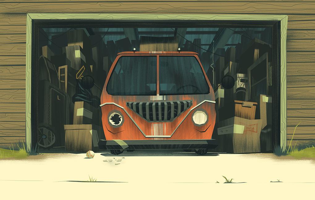 Auto Shots: The Van