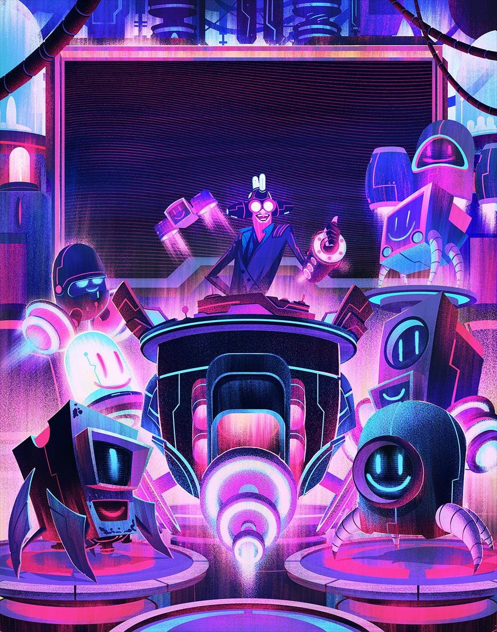 Robot Workshop ·   2014 ·  Victory Screen