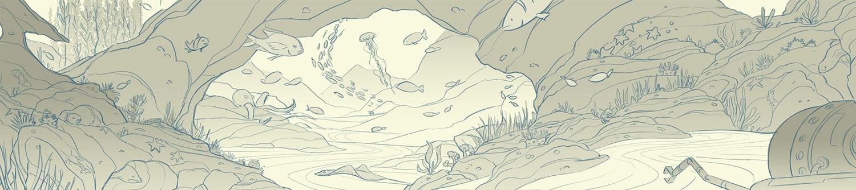 NHM · Seamobile · Final Sketch