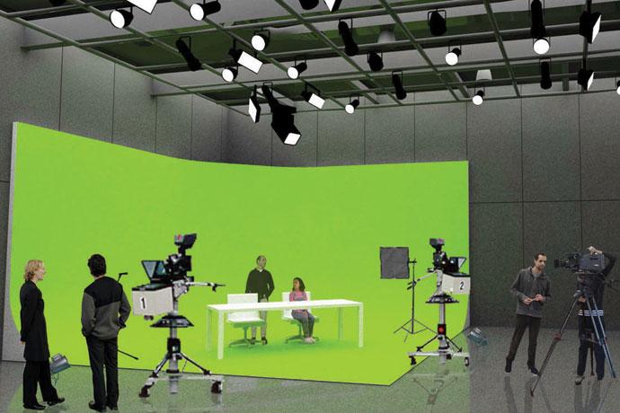 kcrw santa monica college academy of media entertainment technology campus 5