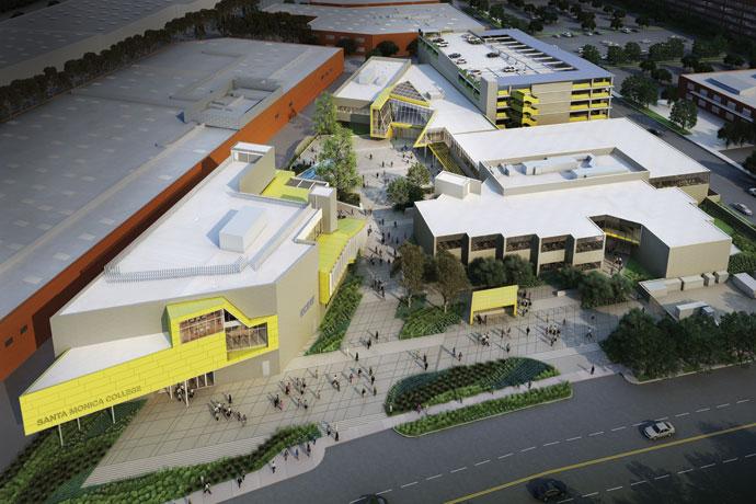 kcrw santa monica college academy of media entertainment technology campus 2