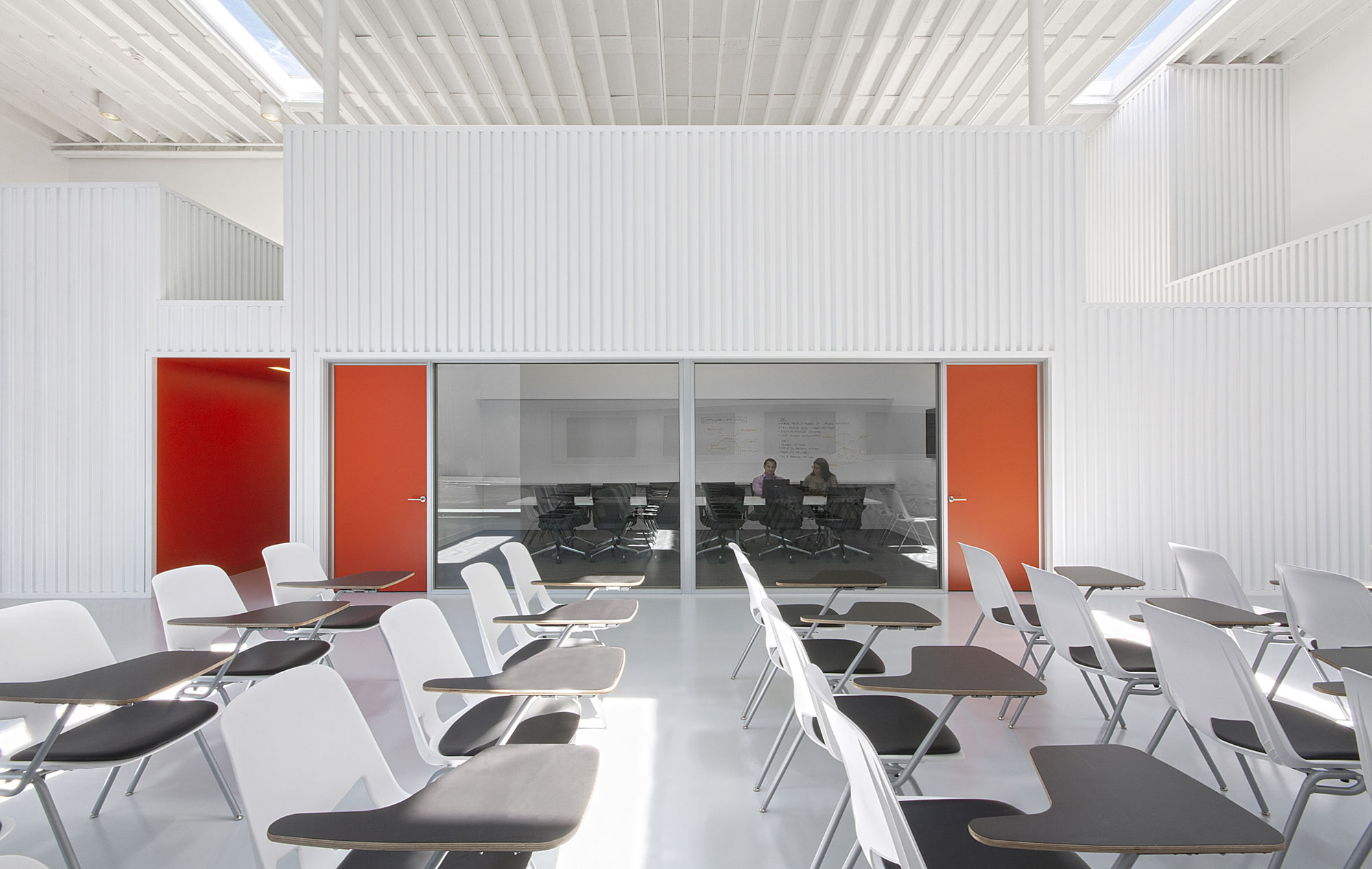hangar office