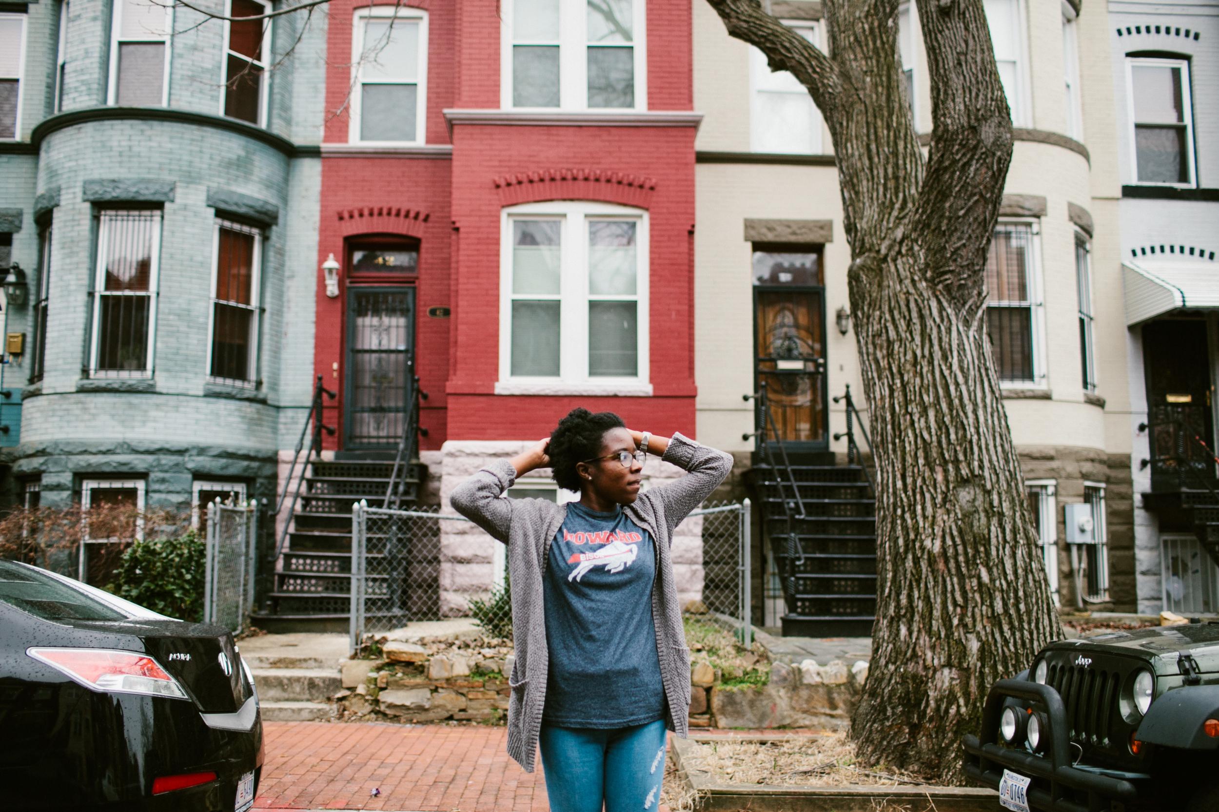 Amira | Washington D.C. Portraits by Ellie Be