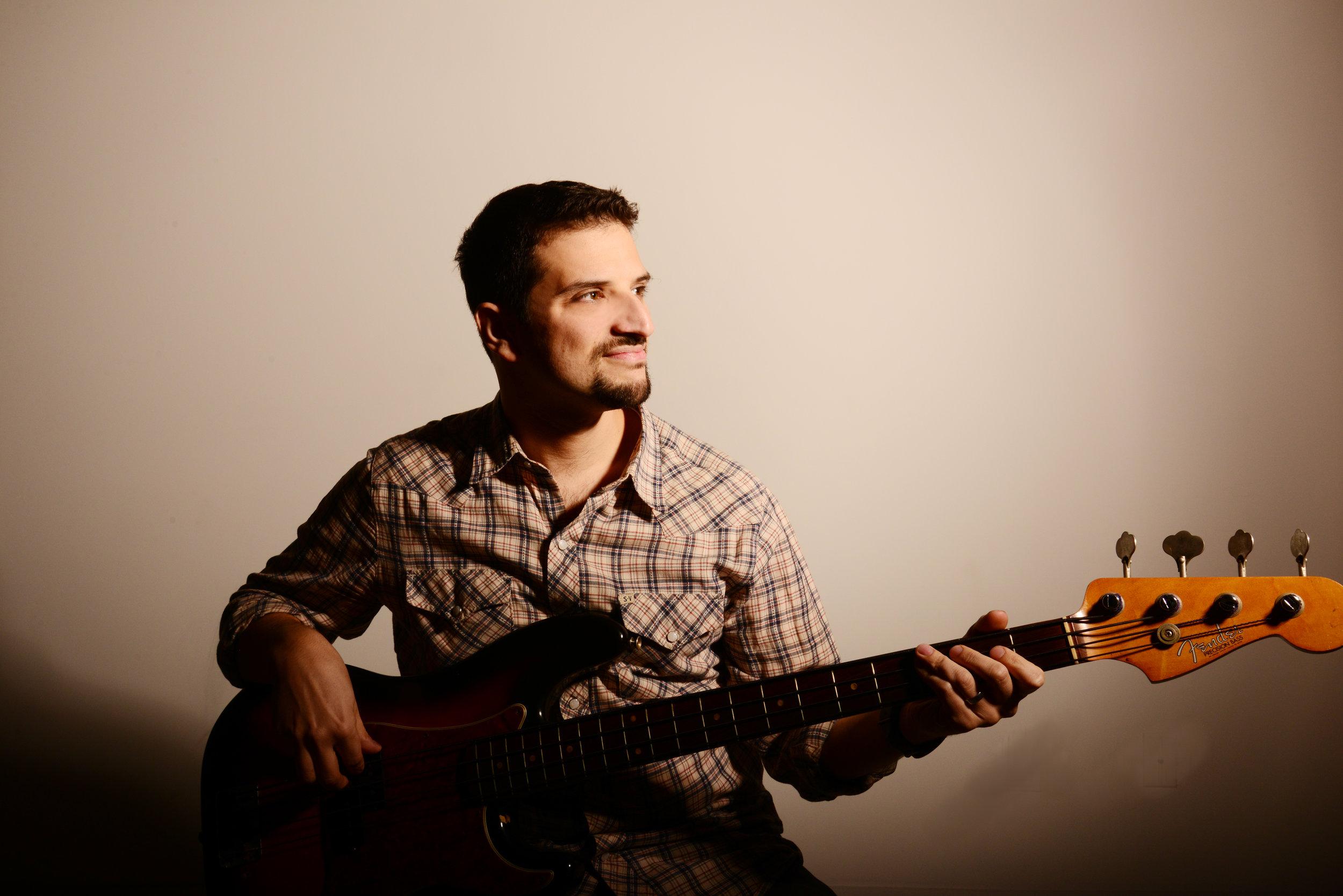 Bryan Ladd - Bass