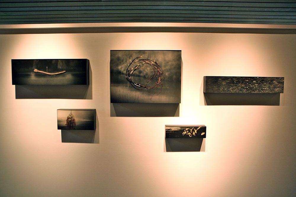 Mayme Kratz & Tim Lanterman: dark matter project    2012    READ MORE  on the Cassilhaus blog •  Mayme Kratz