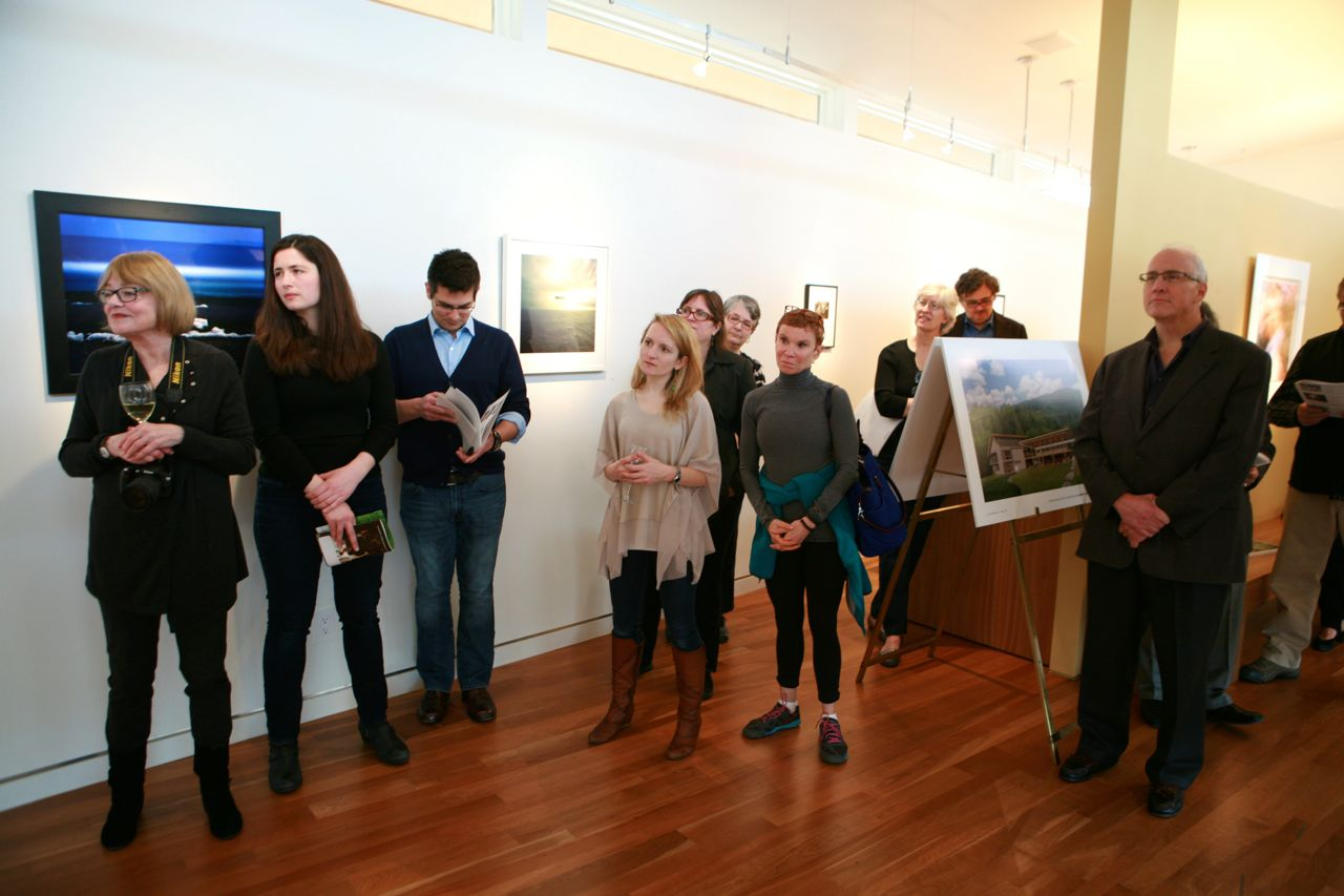 An Expansive Vision: Photographers Working for Penland's Future    2014    READ MORE  on the Cassilhaus blog •  Penland School of Crafts
