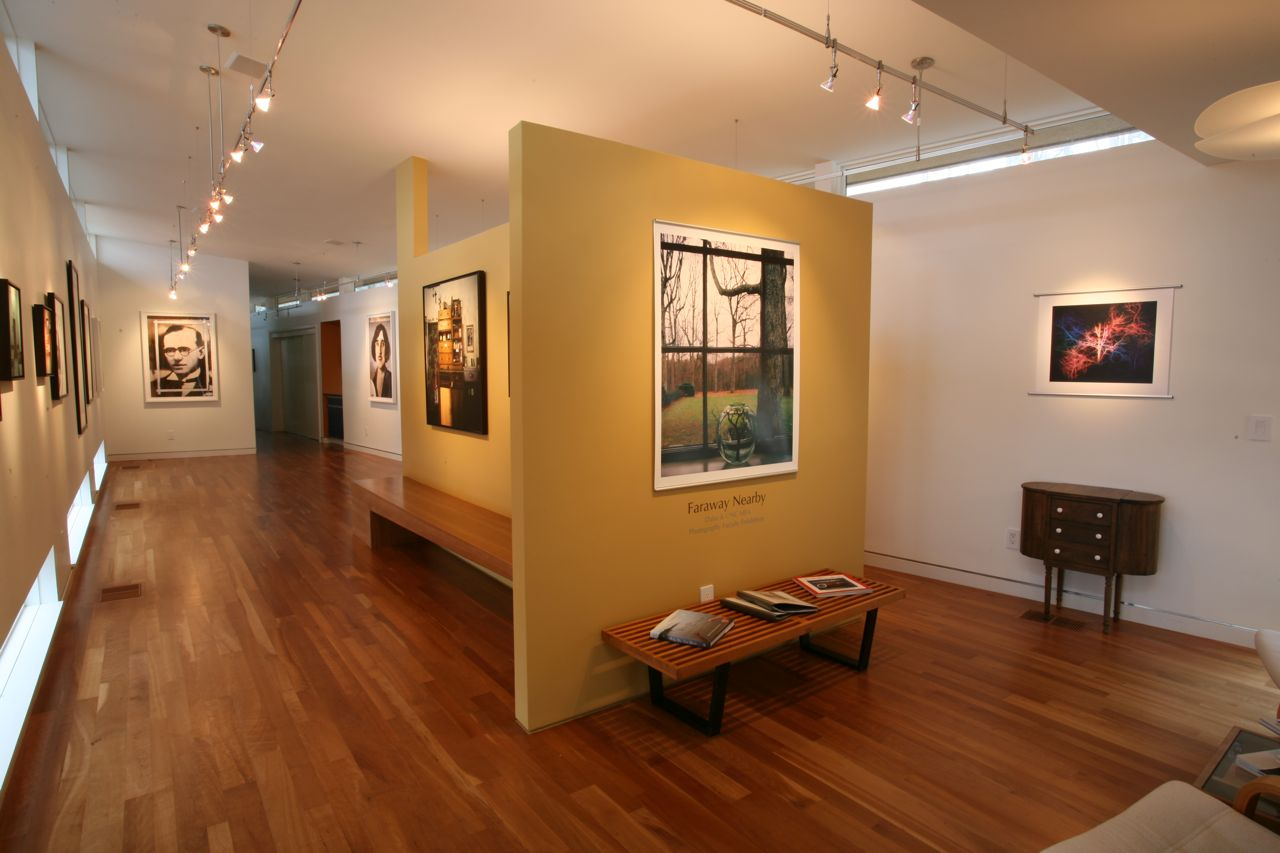 Faraway Nearby: Duke & UNC MFA Photography Faculty Exhibition    2014    READ MORE  on the Cassilhaus blog