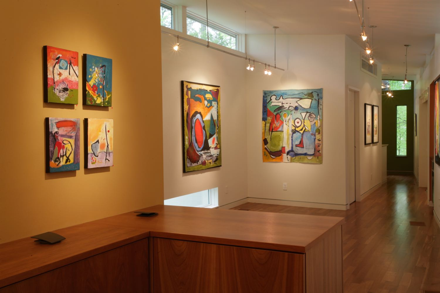 Masks and Mirrors: Mary Jane Rivers and Friends   2015    READ MORE  on the Cassilhaus blog •  Marcy Litle  •  Bryant Holsenbeck